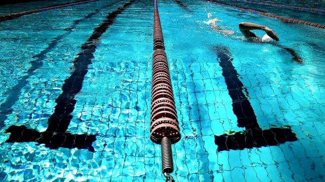 Triathlon at Bramley Baths